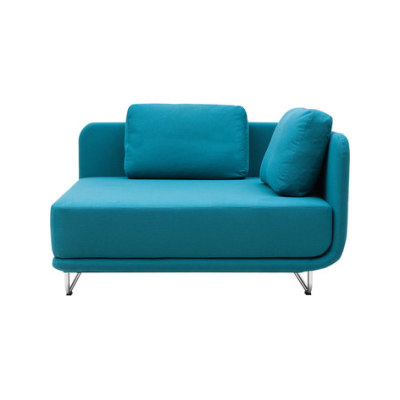 Setup chaise long by Softline A/S