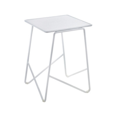 Side Table small white by Serax