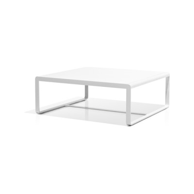 Sit low table white by Bivaq