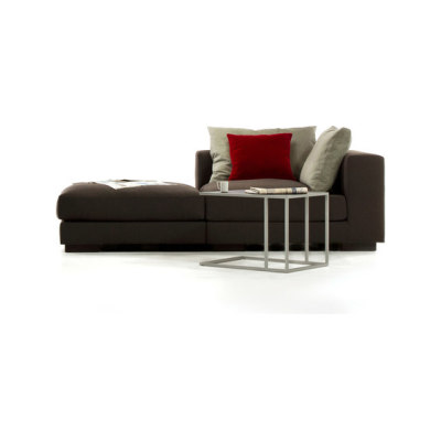 Softly Box | 2-seater sofa by Mussi Italy