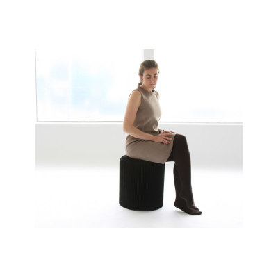 softseating | black paper softseating by molo