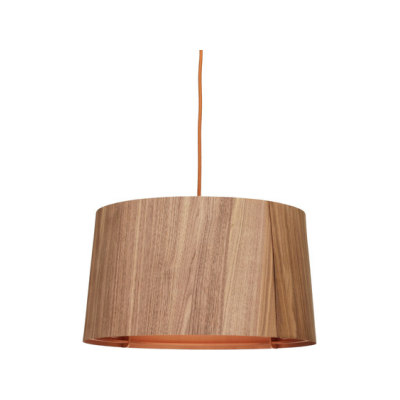 Sophie pending wallnut copper by lasfera