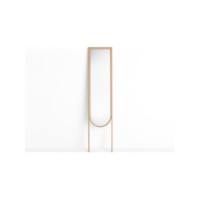 Splinter mirror by Conde House Europe
