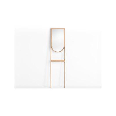 Splinter mirror short by Conde House Europe