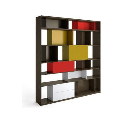 Stack Shelfsystem by Müller Möbelfabrikation