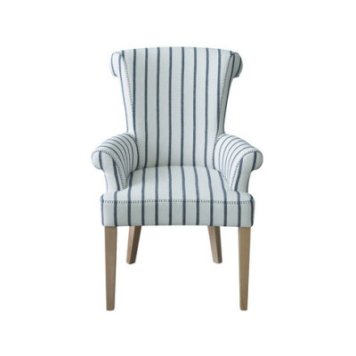 Stitch Alto Chair with arms by Designers Guild