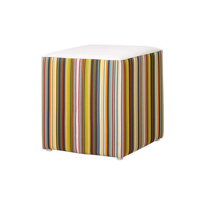 Stripe stool vertical by Mamagreen
