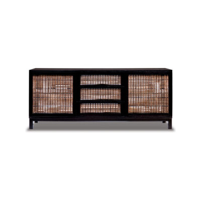 Suzy Wong Buffet Cabinet by Kenneth Cobonpue