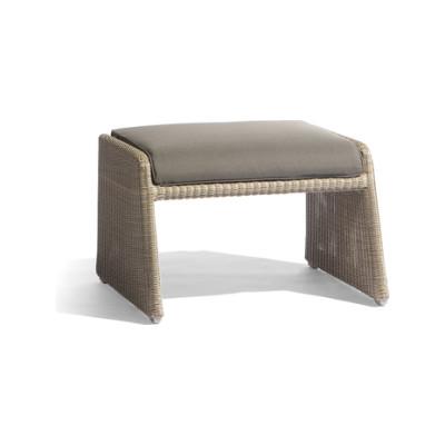 Swing medium footstool by Manutti