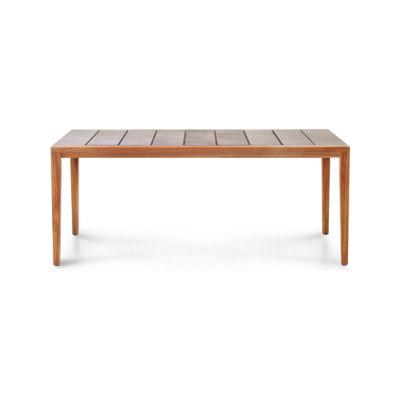 TEKA 173 table by Roda