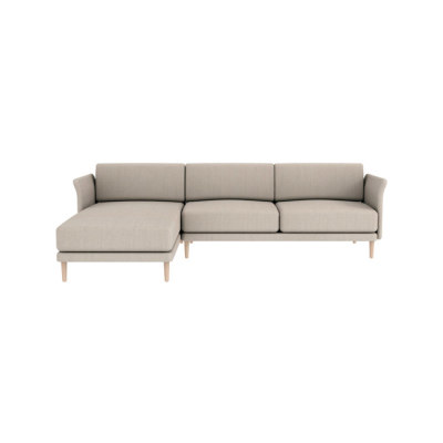 Theo 2-seat Corner Sofa by Case Furniture