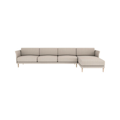 Theo 3-seat Corner Sofa by Case Furniture