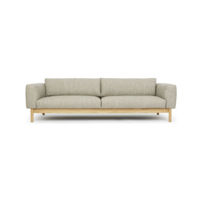 Three seater sofa by Bautier