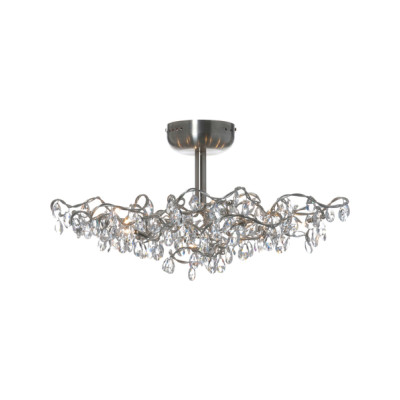 Tiara ceiling light 12-transparent by HARCO LOOR