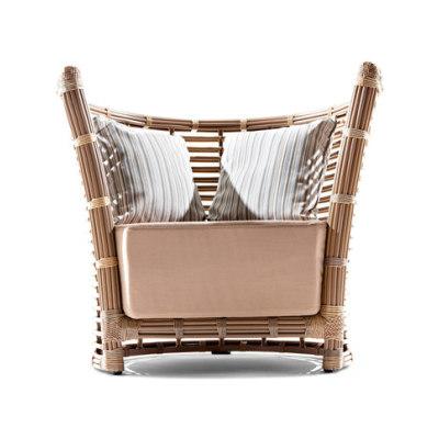Tonkino armchair by Varaschin