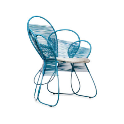 Trame Armchair by Kenneth Cobonpue