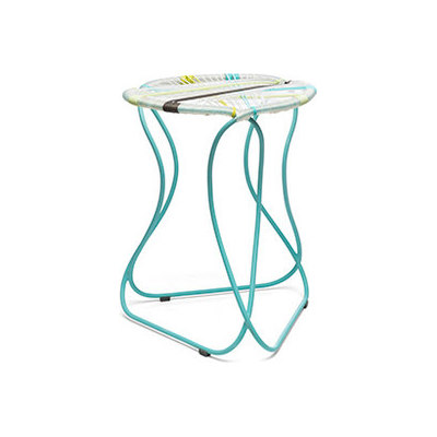 Trame Stool by Kenneth Cobonpue