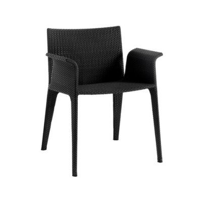 U armchair by Point