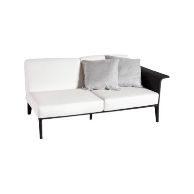U Module sofa 2 left arm by Point