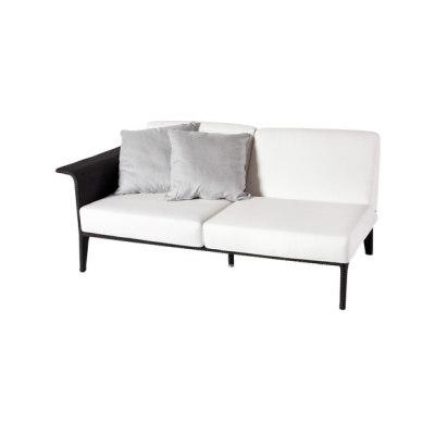 U Module sofa 2 right arm by Point