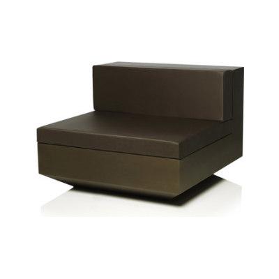 Vela Sofa - Central Unit Bronze