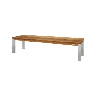 Vigo bench 180 cm (ss legs) by Mamagreen
