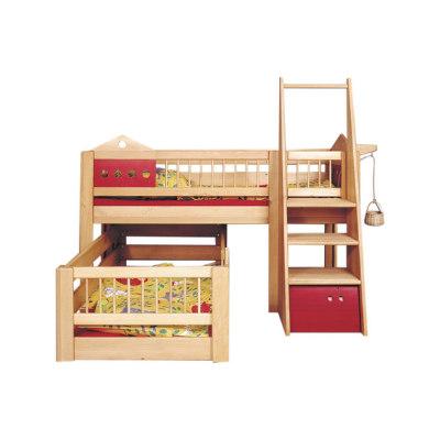 Villa small children's bunk bed DBA-201.2 by De Breuyn