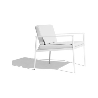 Vint low armchair by Bivaq