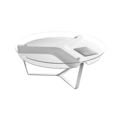 Void Table by isomi Ltd