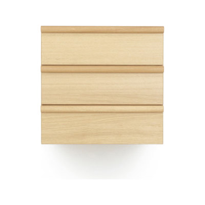 Wall drawer unit by Bautier