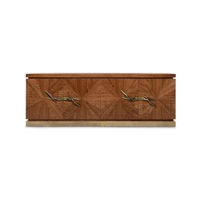 Walnut   Sideboard by GINGER&JAGGER