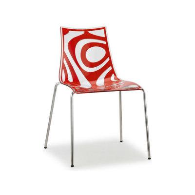Wave 4-leg frame by Scab Design