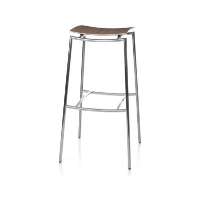 Wess barstool by Plycollection
