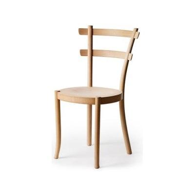 Wood chair by Gärsnäs