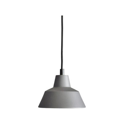 Workshop lamp W1 by Made By Hand
