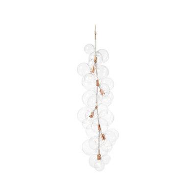 X-Tall Bubble Chandelier by PELLE