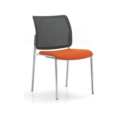 YANOS 4-legged chair by Girsberger