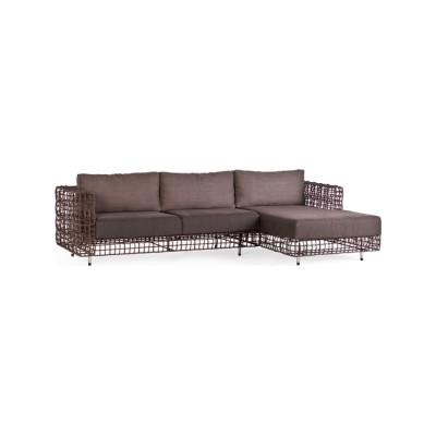 Yin & Yang L-Sofa by Kenneth Cobonpue
