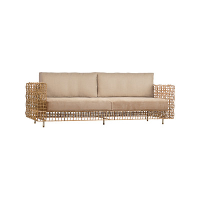 Yin & Yang Sofa by Kenneth Cobonpue