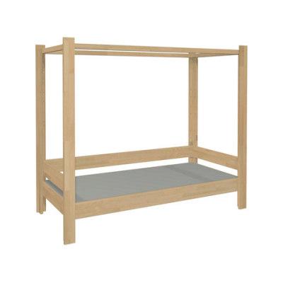 Youth Loft Bed DBB-100C by De Breuyn