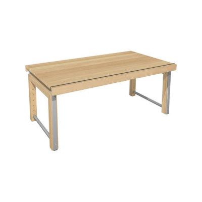 Ziggy desk DBD-850A-01-01 by De Breuyn