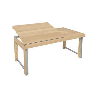 Ziggy desk DBD-860A-01-01 by De Breuyn