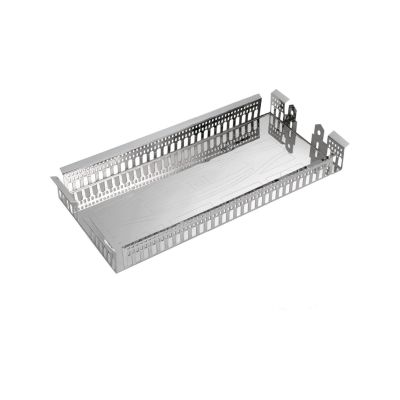 100 Piazze - Torino Piazza S.Carlo Tray Stainless Steel