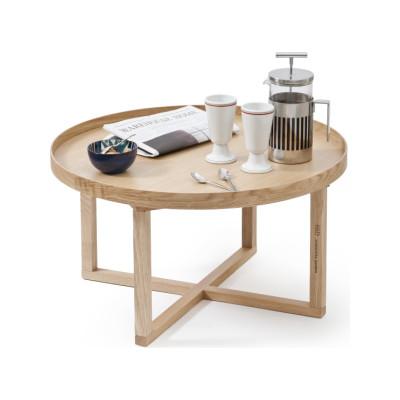 66D Round Table  66D Round Table - Oak/Oak