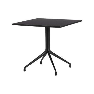 AAT 15 Square Dining Table Black Tabletop, Same as tabletop