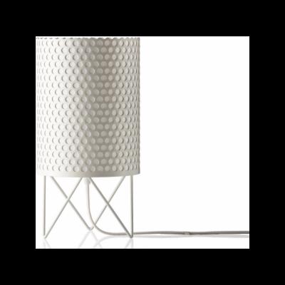 ABC Table Lamp Gubi Metal White