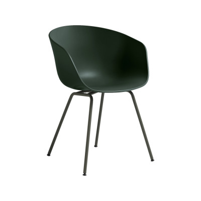 About A Chair AAC26 Hunter, Black Powder Coated Steel