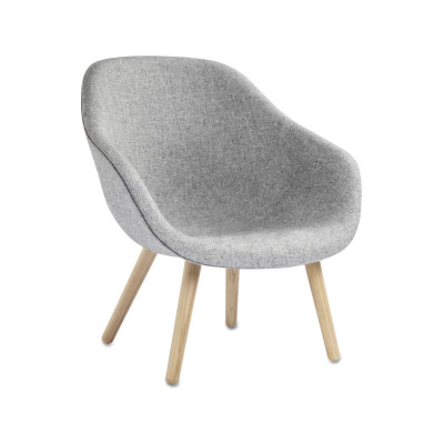 About A Lounge Chair AAL82, Lacquered Oak Legs Remix 2 113