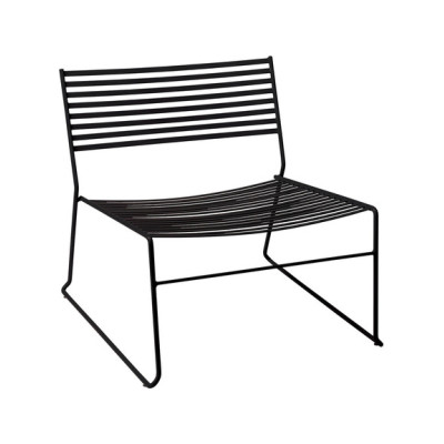 Aero Lounge Chair - Set of 2 Aluminium 20