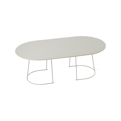 Airy Coffee Table Large, Grey